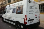 Vinyl graphics and digital prints