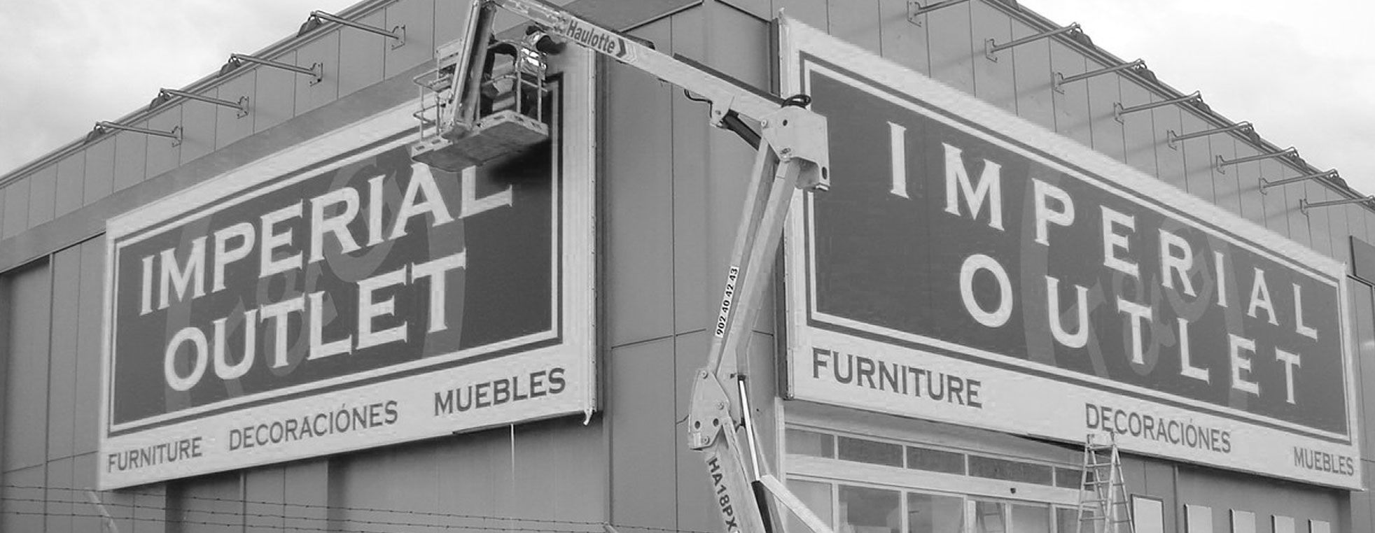 Signit The Sign Specialists # Muebles Imperial Mijas